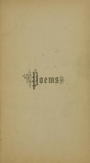 Poems by George Lewis Henck