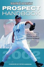 Cover of: Baseball America 2002 Prospect Handbook | The Editors of Baseball America