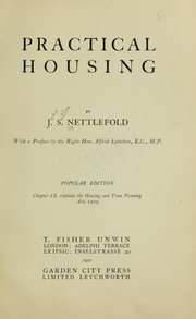 Cover of: Practical housing
