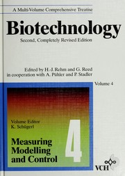 Cover of: Biotechnology. |