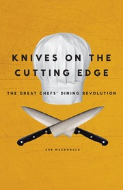 Cover of: Knives on the cutting edge