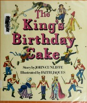 Cover of: The king's birthday cake