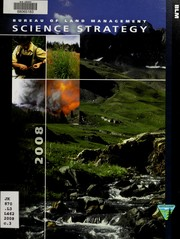 Cover of: Science strategy