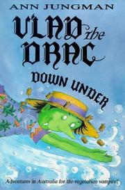 Cover of: Vlad the Drac Down Under (Vlad the Drac)