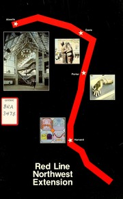 Cover of: Red line northeast extension