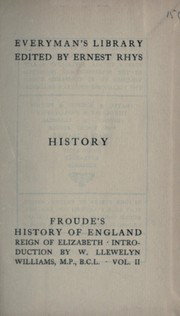 Cover of: The reign of Elizabeth