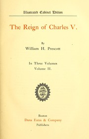 Cover of: The reign of Charles V