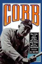 Cover of: Cobb
