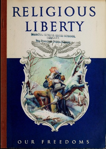 Religious liberty by Chester S. Williams