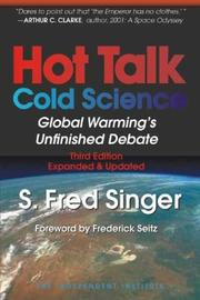Cover of: Hot talk, cold science