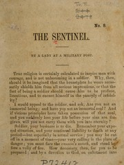 Cover of: The sentinel