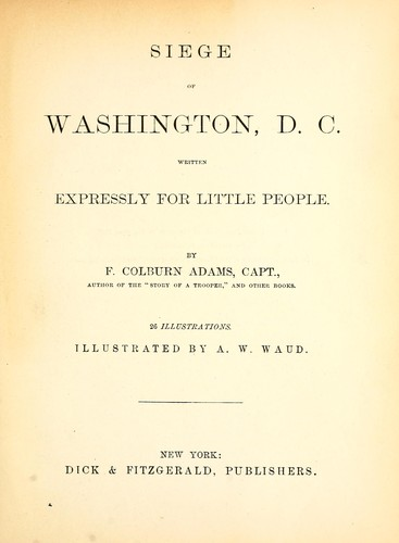 Siege of Washington, D.C.