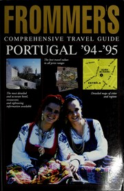 Cover of: Frommer's Portugal