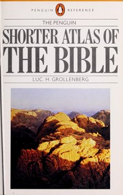 Cover of: The Penguin shorter atlas of the Bible |