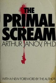 Cover of: Primal Scream | Arthur Janov