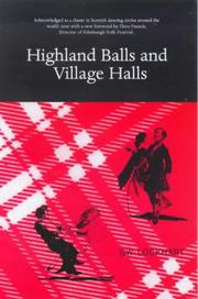 Cover of: Highland balls and village halls