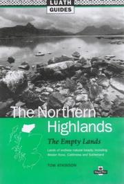 Cover of: Empty Lands (Luath Guides to Scotland)