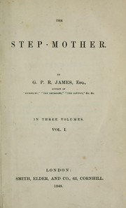 Cover of: The step-mother