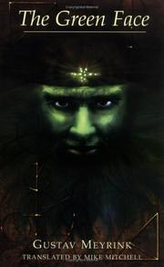 Cover of: The Green Face (Decadence from Dedalus)