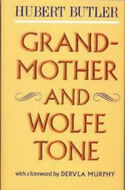 Cover of: Grandmother and Wolfe Tone