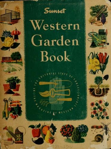 sunset western garden book - Western Garden Book