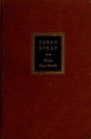 Cover of: Susan Spray