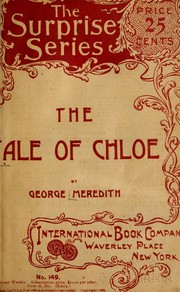 Cover of: ... The tale of Chloe ...