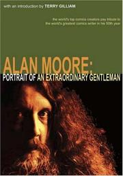Cover of: Alan Moore by Leah Moore, Jose Villarrubia