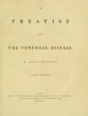 Cover of: A treatise on the venereal disease