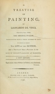 Cover of: A treatise on painting | Leonardo da Vinci