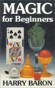 Cover of: MAGIC FOR BEGINNERS (BREESE'S GUIDES)