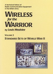 Wireless for the Warrior, Volume 2 by Louis Meulstee