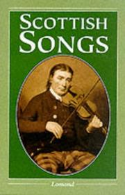 Cover of: Scottish Songs