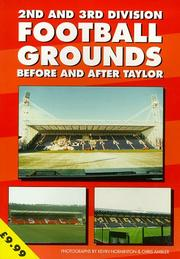 Cover of: Second and Third Division Football Grounds Before and After Taylor