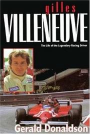 Cover of: Gilles Villeneuve
