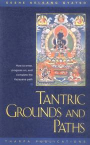 Cover of: Tantric Grounds and Paths