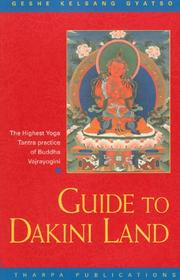 Cover of: Guide to Dakini Land