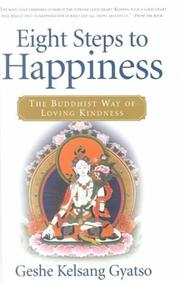 Cover of: Eight Steps to Happiness | Kelsang Gyatso