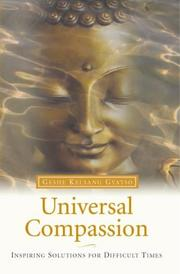 Cover of: Universal Compassion