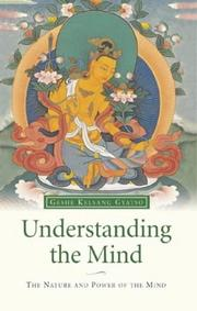Cover of: Understanding the Mind