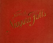 Cover of: Views of Niagara Falls |
