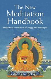 Cover of: The New Meditation Handbook