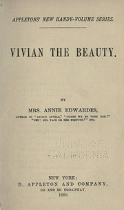 Cover of: Vivian the beauty