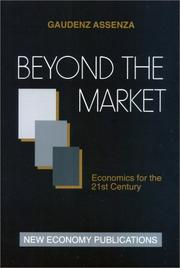 Cover of: Beyond the Market | Gaudenz Assenza