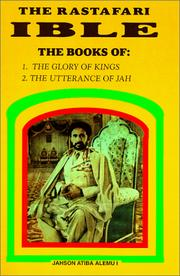 Cover of: The Rastafari Ible