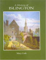 Cover of: A History of Islington | Mary Cosh