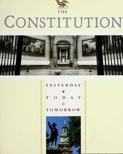 Cover of: The Constitution | Barbara Silberdick Feinberg