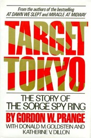 Cover of: Target Tokyo