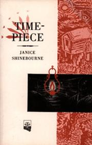 Cover of: Timepiece | Janice Shinebourne