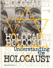 Cover of: Understanding the Holocaust